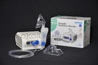 Harga Nebulizer Omron Ne-C28