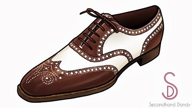 56f7ae3637e2f Klasyczne spektatory sa odmianą oksfordów, do produkcji których używa się  dwóch kolorów skóry: białej, z której wytwarza się wierzch cholewki i boki  buta ...