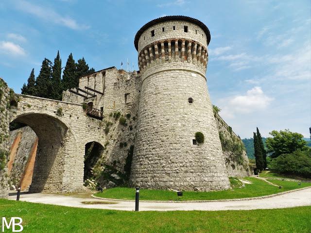 castello di Brescia torre dei prigionieri