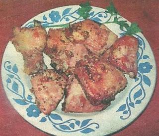 Рецепт маринованной курицы