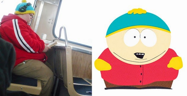 Real Life Cartman