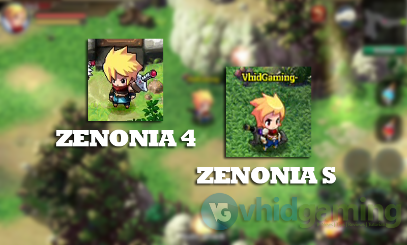 Zenonia s rift in time review vhid gaming zenonia s graphic voltagebd Images