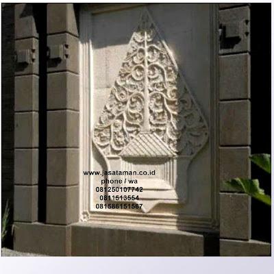 taman relief tukang taman surabaya XXIV