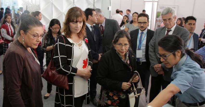 CONCYTEC: Feria «Perú con Ciencia» presenta más de 100 proyectos