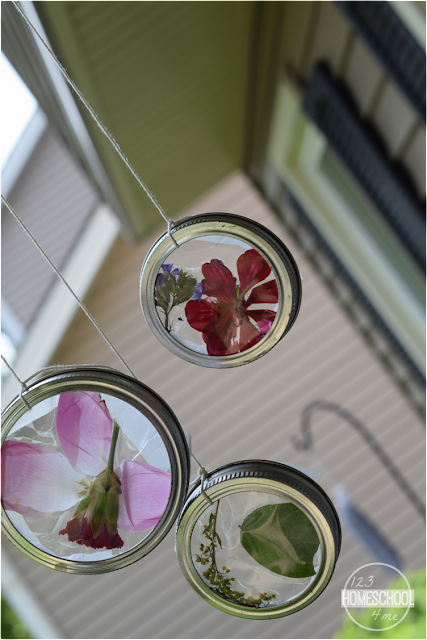 flower-suncatcher-summer-craft-for-kids-bucket-list