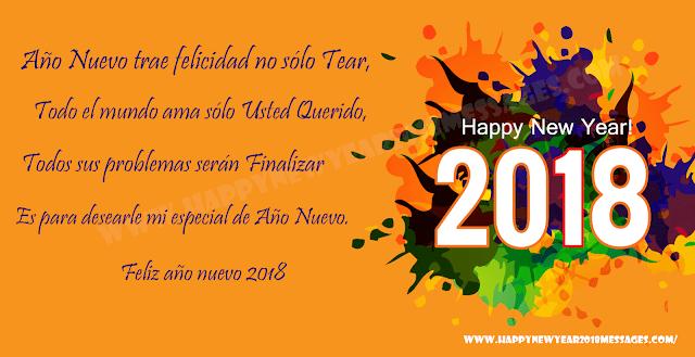 2018 msg in spanish