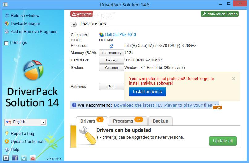 Free download driver pack solution offline  | Zahid akram
