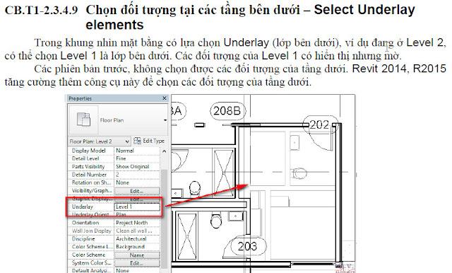 Cách chọn đối tượngk trong Revit 2014 đến 2016 Chon-dtuong-20