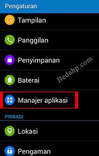 Cara Cek RAM Samsung Galaxy J5