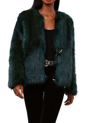 fashion need, valentina rago, october shopping wishlist, ivy revel faux fur coat