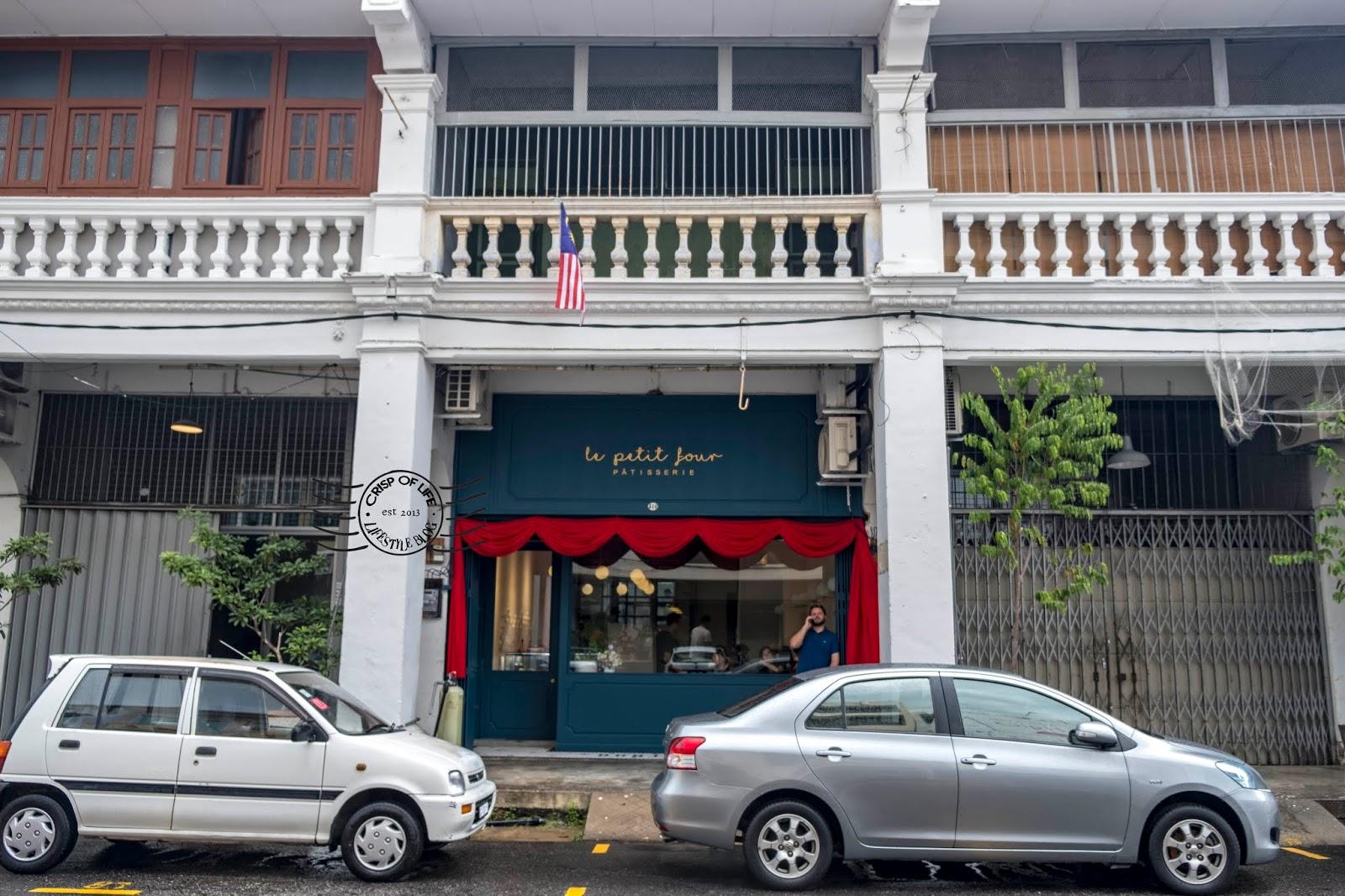 Le Petit Four Patisserie @ Beach Street, Georgetown, Penang