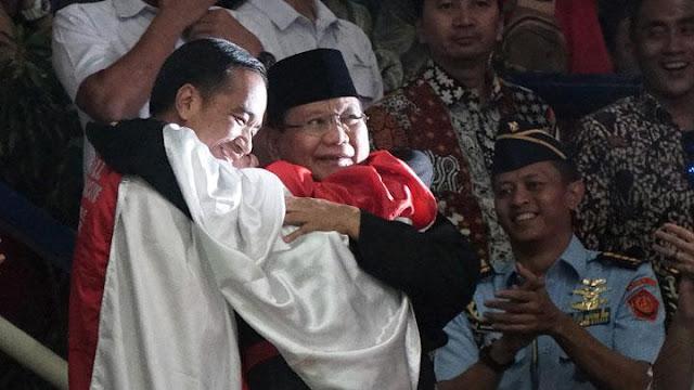 Kubu Jokowi Serang Prabowo Narasi Orba, Harusnya Bercermin