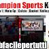 Champion Sports Kodi Add-On | Tutto Il  Calcio , Formula 1 , Moto Gp e Tanti Altri Sport Su Kodi