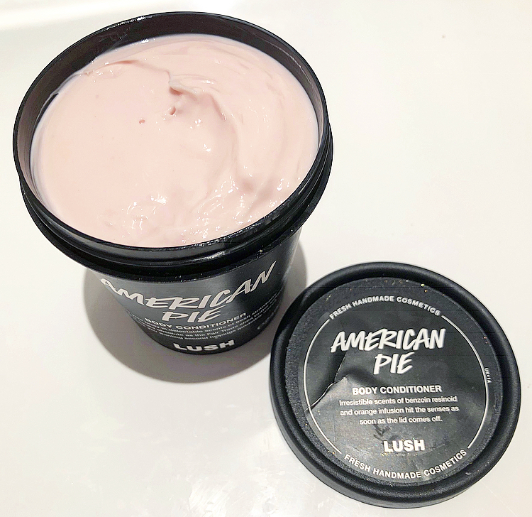 All Things Lush UK: American Pie Body Conditioner