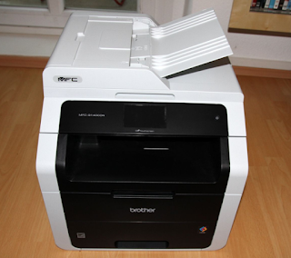 Brother MFC-9140CDN Multifunction LED Printer Review - Drivers For Windows, Mac OS and Linux