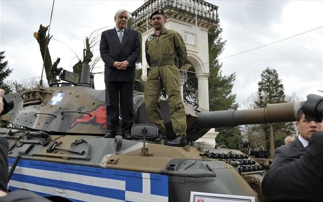 ΠΡΟΚΟΠΗΣ ΠΑΥΛΟΠΟΥΛΟΣ: Οι Έλληνες ξέρουμε να υπερασπιζόμαστε την εθνική μας κυριαρχία