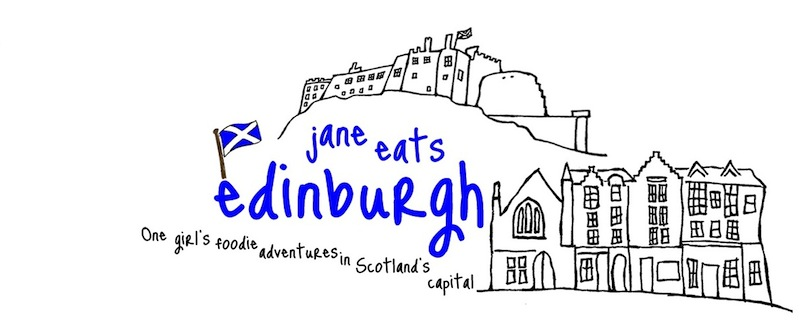 Jane Eats Edinburgh