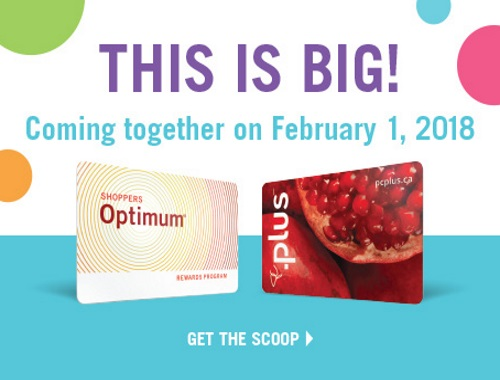 PC Optimum - Shoppers Optimum & PC Points BIG Changes