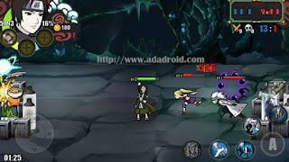 Naruto Senki the Last fixed Mod Update by Andris Apk