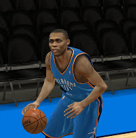NBA 2K12 Russell Westbrook Mod PC