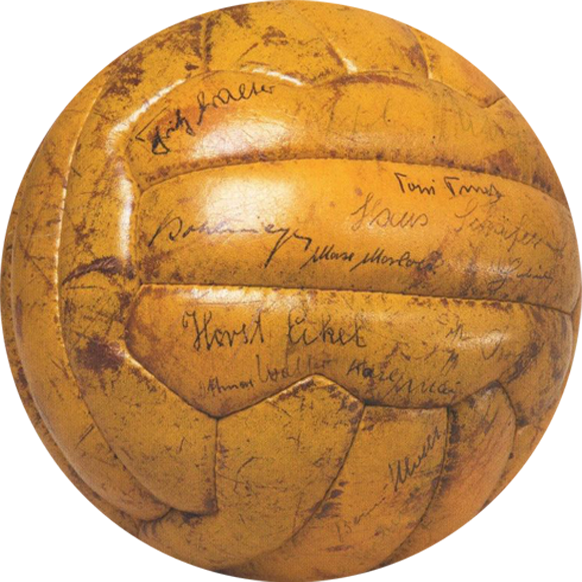 Bola Resmi Piala Dunia FIFA 1954 World Champion