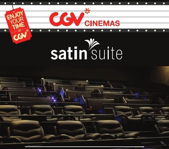 CGV Satin Suite