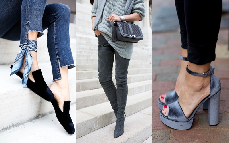 veludo, tendencia, look, moda, amo moda, fashion, fashion style, blogueira cristã, veludo molhado, slip veludo, sandalia veludo, sapatilha veludo,