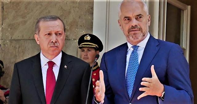 Αλβανία: η κερκόπορτα του Ερντογάν στα Βαλκάνια