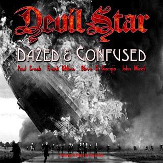"""Το single των DevilStar """"Dazed and Confused"""""""