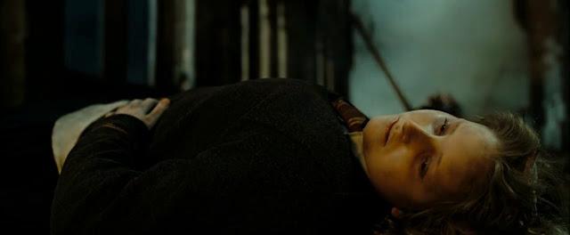 Лавендър Браун мъртва в Хари Потър и даровете на смъртта