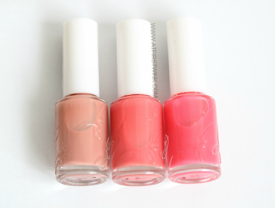 Etude House Look at my Nails syrup nail polish bottles