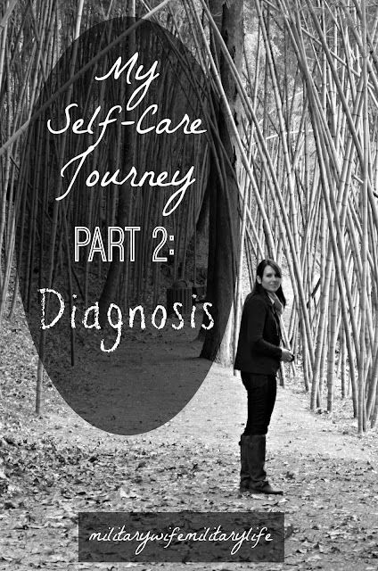 My Self-Care Journey Part 2: Diagnosis
