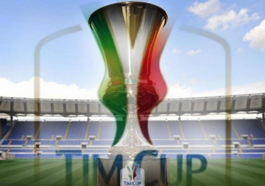 ROJADIRECTA Inter Napoli Streaming Gratis Link Diretta TV andata semifinale Coppa Italia TIM Cup.