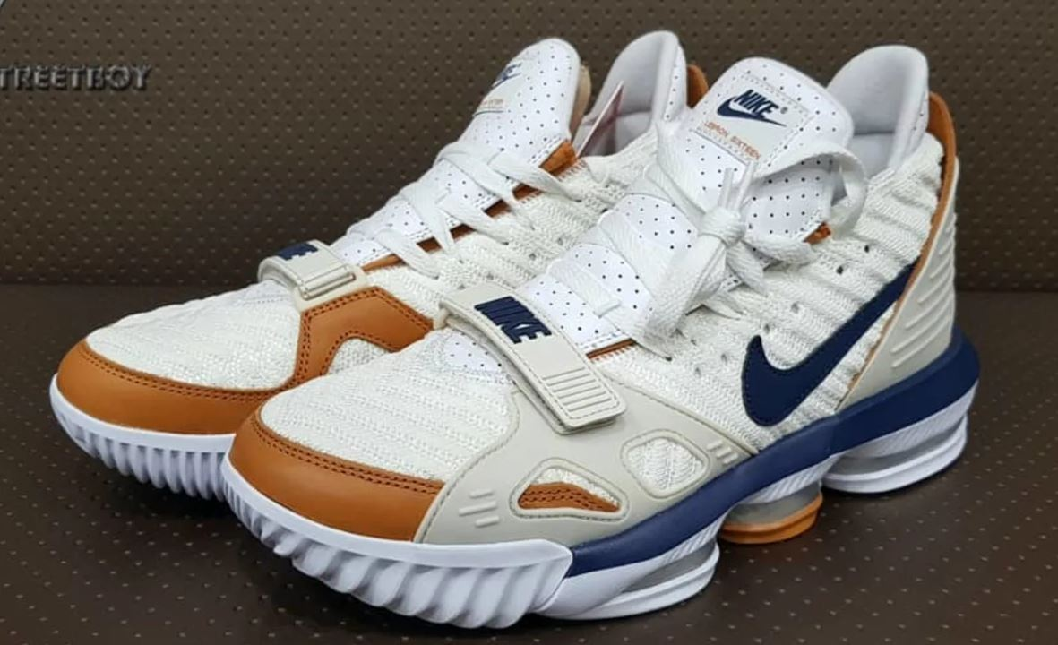 fc978ad52cd6 Here is a look via  street8oy at these LeBron 16 s inspired by the classic  Bo Jackson signature
