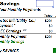 Don't like the Solar Lease or PPA and don't want to spend big on solar : Welcome to $60 solar.