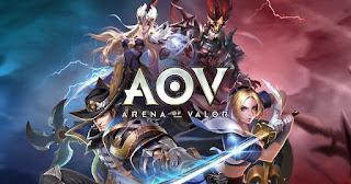 Arena Of Valor Dapet Hadiah 1M