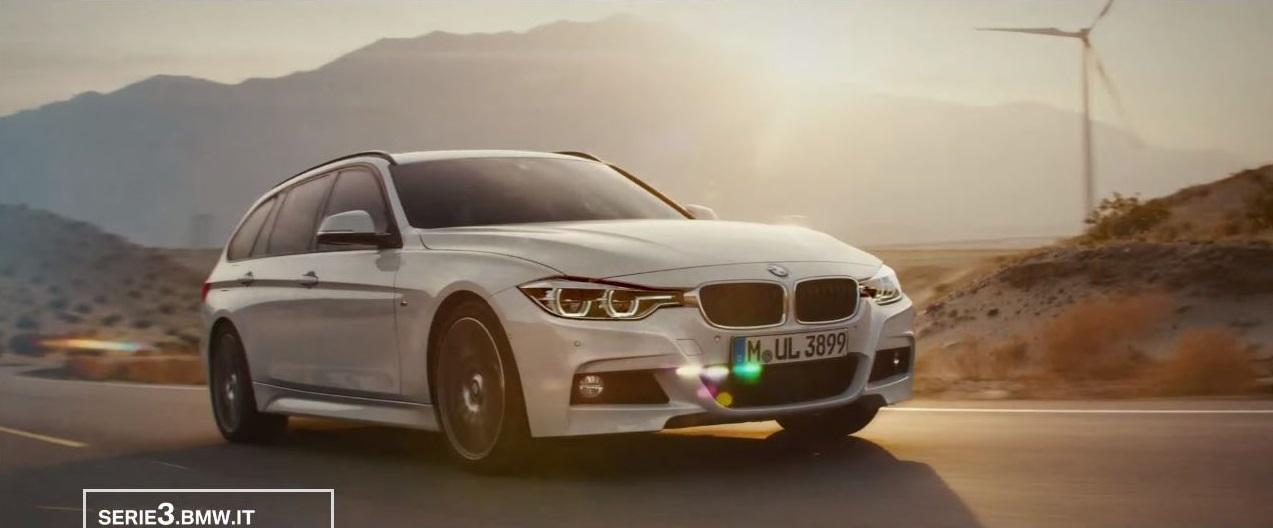 Canzone Pubblicità BMW Serie 3 Touring Business Advantage