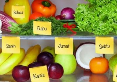 9 Makanan Yang Membantu Menurunkan Berat Badan Anda Rustani