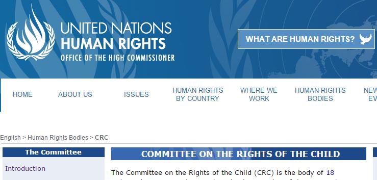 402721d6041402 Le Comité est préoccupé par les cas de maltraitance des enfants handicapés  dans les institutions et par le contrôle indépendant insuffisant de ces ...