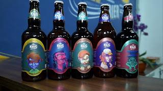 Krug Bier, a primeira cervejaria artesanal de Minas Gerais chega ao Rio de Janeiro