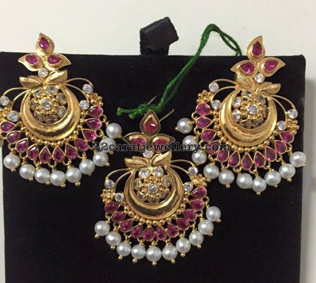 Chandbalis Collection with Lockets