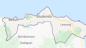 Nama-nama Kecamatan dan Desa di Kabupaten Situbondo - Jawa Timur