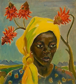 Annie of the Royal Bafokeng (1945), Maggie Laubser