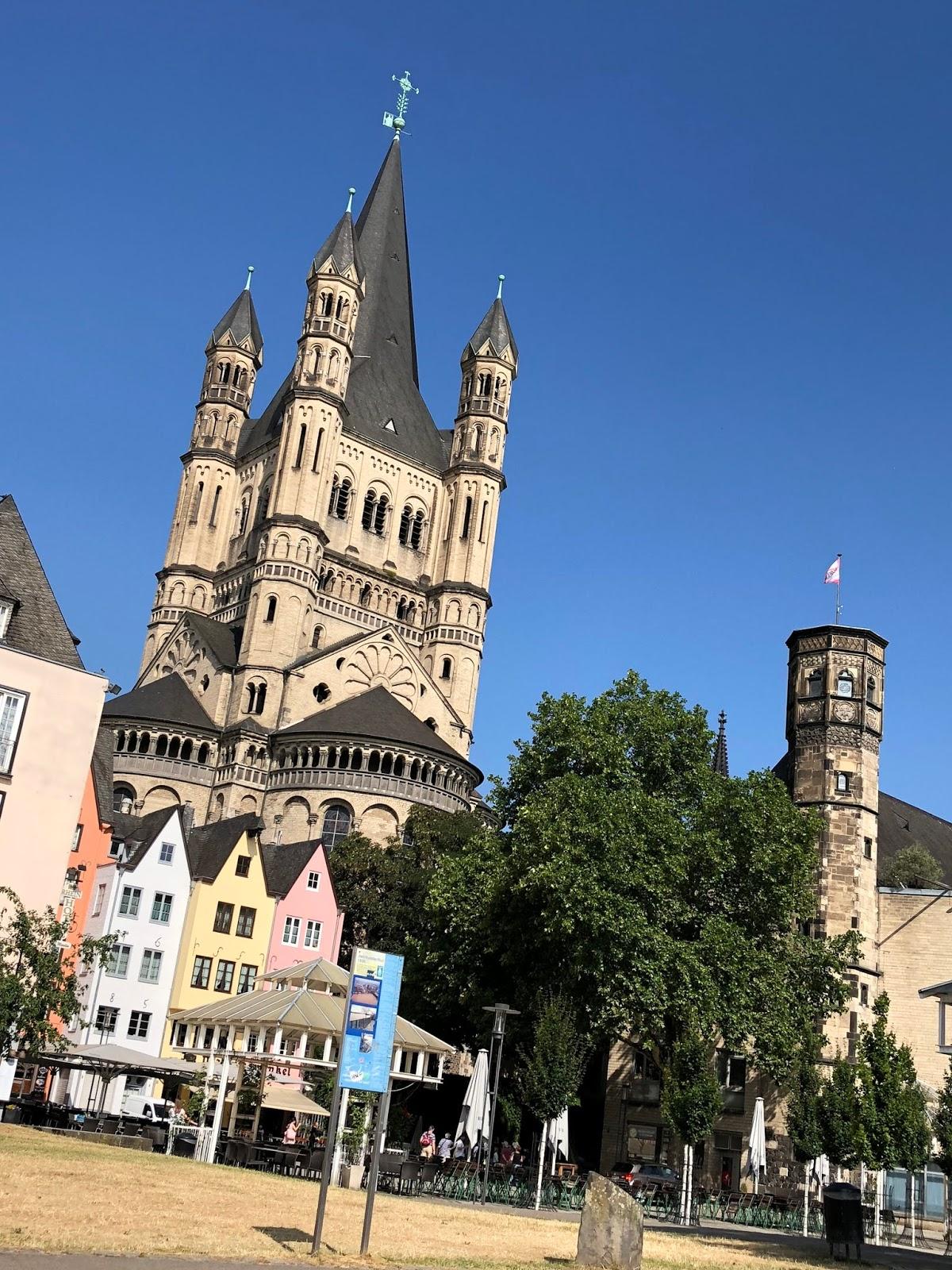 Köln: Groß St. Martin