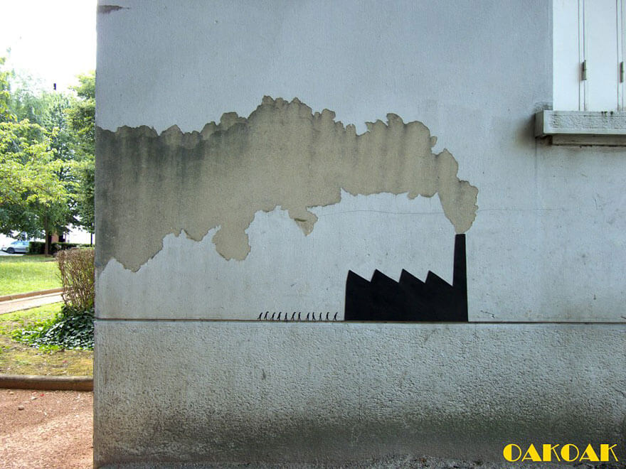 31 Impressive Street Examples Of Street Art Created By French Artist