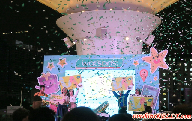 Watsons VIP Card's 7th Anniversary Celebrations