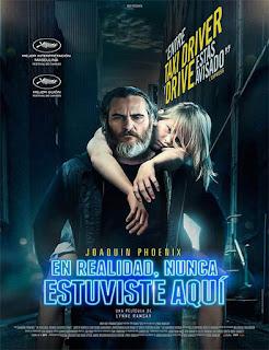 En realidad, nunca estuviste aquí (2017) | DVDRip Latino HD GDrive 1 Link