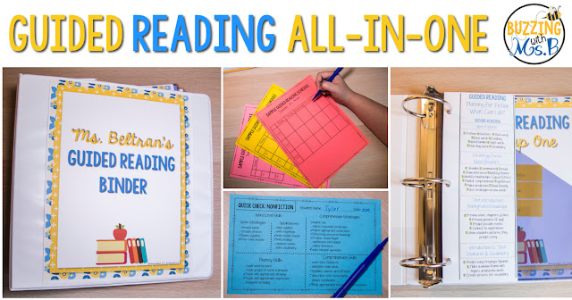https://www.teacherspayteachers.com/Product/Guided-Reading-All-in-One-K-5-Editable-765963
