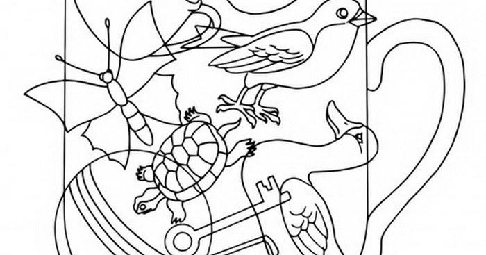 Зашумленные картинки птицы