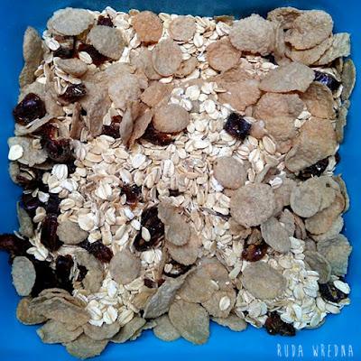 przepis na domowa granole